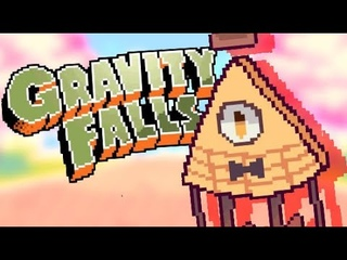 играю Gravity Falls Over