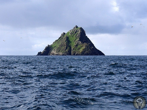 Монастырь в Ирландском море