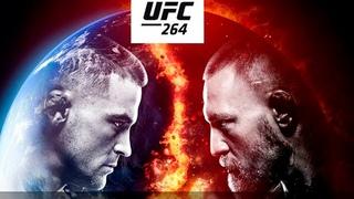 Конор Макгрегор vs Дастин Порье 3 UFC 264 ПОЛНЫЙ БОЙ В UFC 4