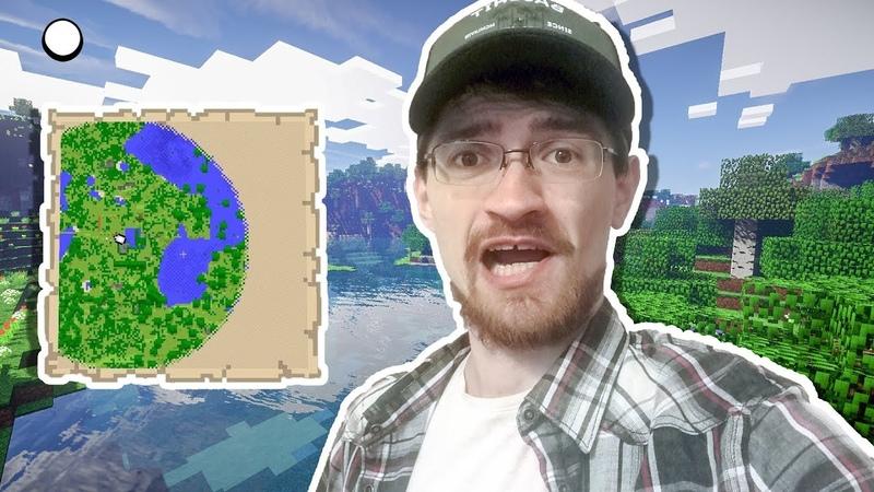 Картограф | Прохождение MineCraft 16
