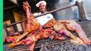 Kenyan MEAT TOUR in Nairobi BOILED COW HEAD Nyama Choma
