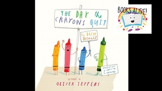 The Day the crayons quit - Books Alive! Read Aloud book for children