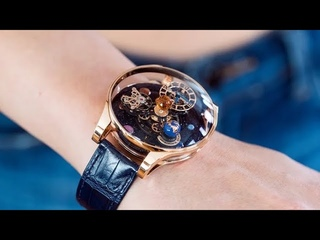 An Iconic Jacob & Co. Watch with A Rare Double Signature Astronomia