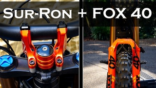Sur-Ron Fox 40 Installation and Test Ride + First Impressions