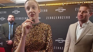 Entrevista Andrea Riseborough sobre la serie #ZeroZeroZero