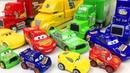Развивающие Мультфильмы Учим Цвета и Цифры с Игрушками Машинки из Мультика Тачки для Самых Маленьких