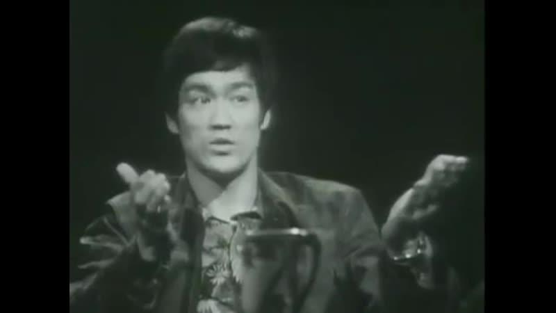 Брюс Ли: Интервью 1971 год. Гонконг
