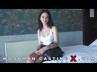 Woodman casting Mia Trejsi [ Вудман кастинг, Fake Taxi, czech casting, Brazzers, Pornohub, incest, milf, nymphomaniac, Big Tits]
