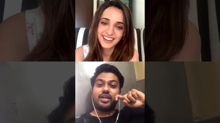 Sanaya Irani Live on Instagram