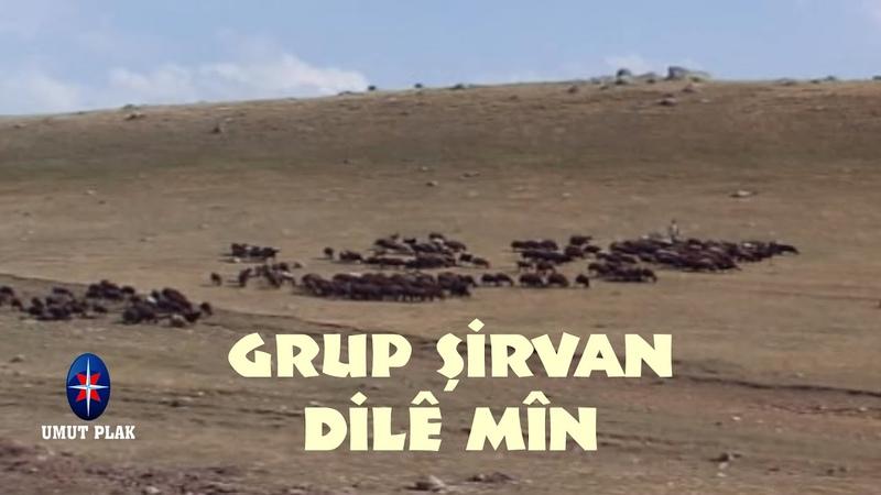 Grup Şirvan - Dilé Mîn Sevilen Hareketli Kürtçe Şarkılar ( Kurdi Stran ) Govend Delilo Halay