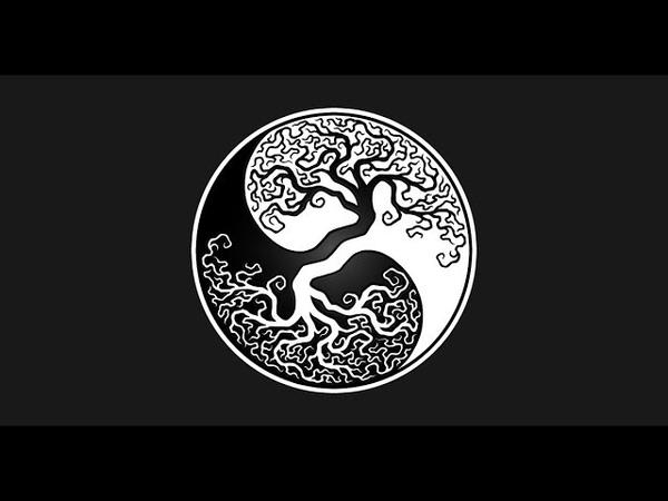 Цигун дерево жизни Даосское дерево Константин Мухин