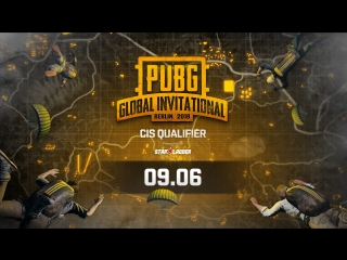 [ru] closed cis-qualifier for pubg global invitational, day 7, group a