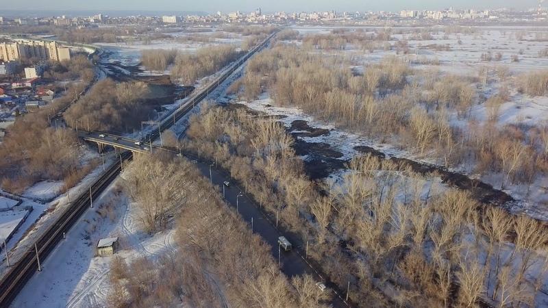 Строительство второй очереди Фрунзенского моста