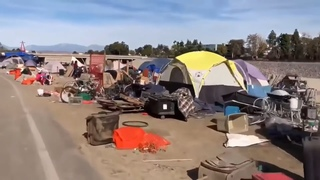 135,000 бездомных в Калифорнии - кто виноват? и что делать?
