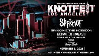 Knotfest Los Angeles: November 5, 2021 [TRAILER]