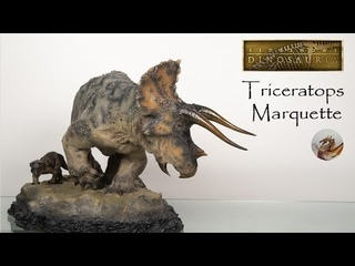 140: Sideshow Triceratops Marquette Revisited