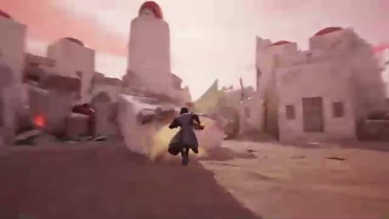 трейлер игра Самурай Джек Samurai Jack Battle Through Time Official Announcem