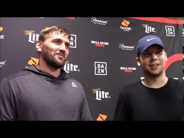 Vitaly Minakov's Plan to Bounce Back at Bellator 225