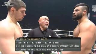 Amir Aliakbari (Iran) vs Valentin Moldavsky (Russia)   MMA Fight HD