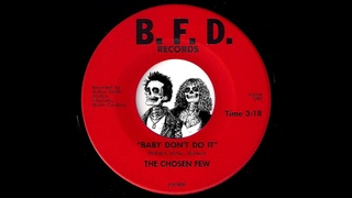 The Chosen Few - Baby Don't Do It (Marvin Gaye Cover) [. Records] 1966 Garage Funk 45