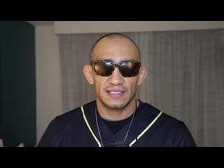 Эксклюзивное интервью Тони Фергюсона перед #UFC256