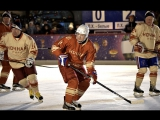 Путин принял участие в матче Ночной хоккейной лиги