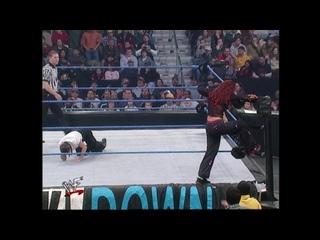 WWF SmackDown  - Ivory vs Lita