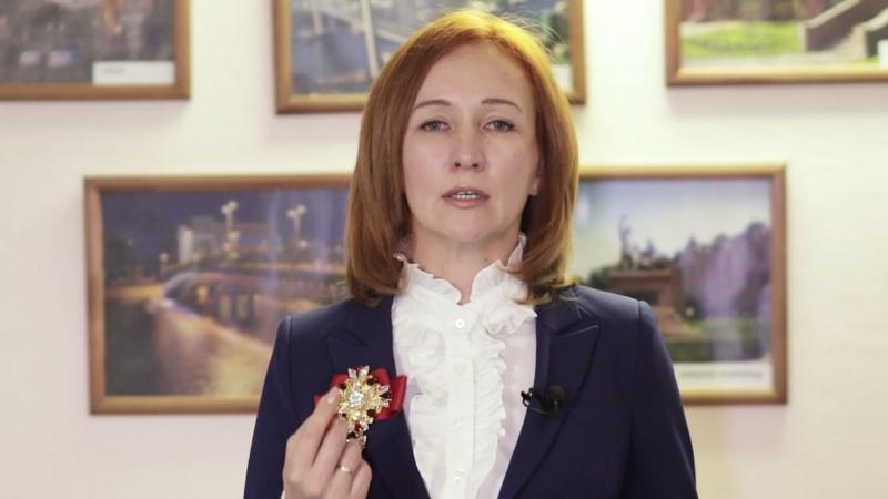 Видео от Софии Забенкиной