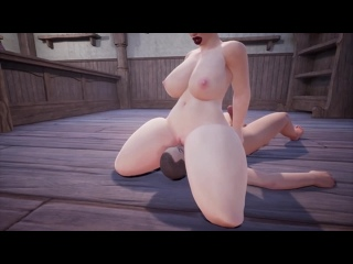 Feign Build v1.12 - pc game by Slaen from Patreon big ass butts booty tits boobs bbw pawg curvy mature milf