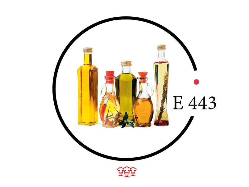 E443 Бромированное растительное масло