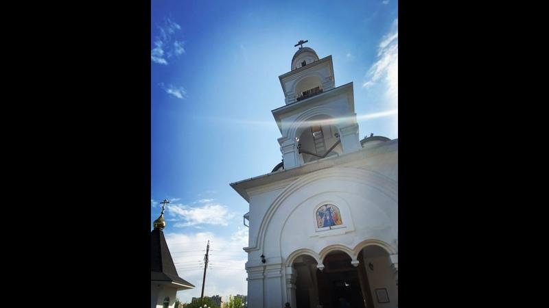 Видео от Свято Богоявленский храм Алматы