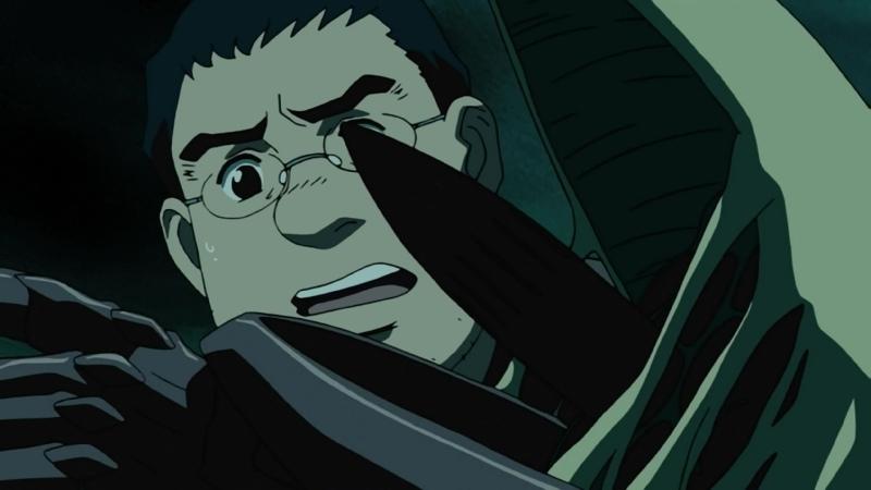 Озвучка 26 серия END Гайвер Биомеханическая броня Kyoushoku Soukou Guyver 2005 Amazing Dubbing