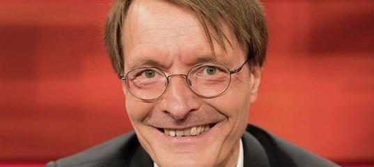 Über 50 Prozent der Deutschen wünschen sich Karl Lauterbach (SPD) als Gesundheitsminister
