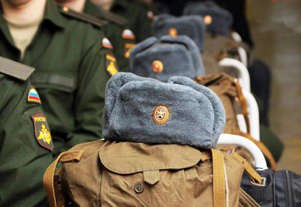 Завершается осенняя призывная кампания. Военным комиссариато