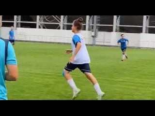ЖФК «Крылья Советов» (Самара) kullanıcısından video