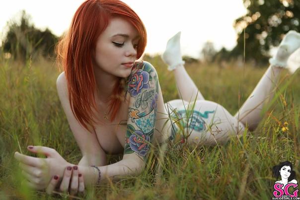 Suicide girls vk 33 Most