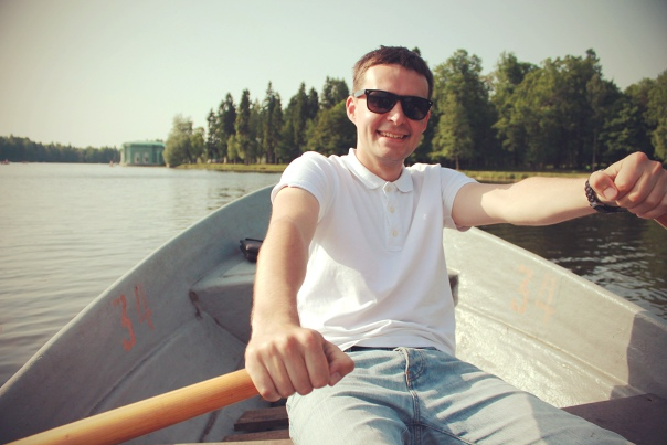 Антон Хохряков, Санкт-Петербург, Россия
