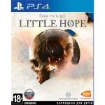 *ПРЕДЗАКАЗ* The Dark Pictures: Little Hope [PS4, русская версия]