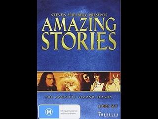 Удивительные истории 2-03 Волшебная суббота (1986)