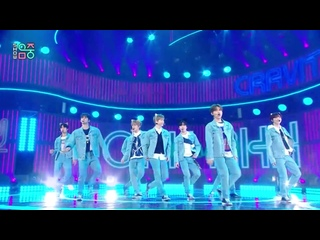 CRAVITY - Ohh Ahh @ Music Core 201031