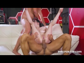 [Private] Anna De Ville - Enjoys Threesome With DP (2020-01-25)
