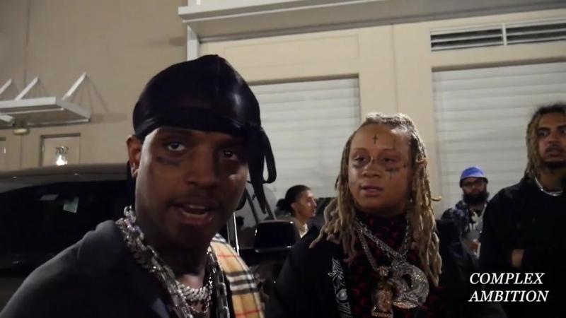 Rolling Loud Vlog Trippie Redd Featuring Lil Pump, Ski Mask The Slump God, The Kid Laroi, Mario Judah More.