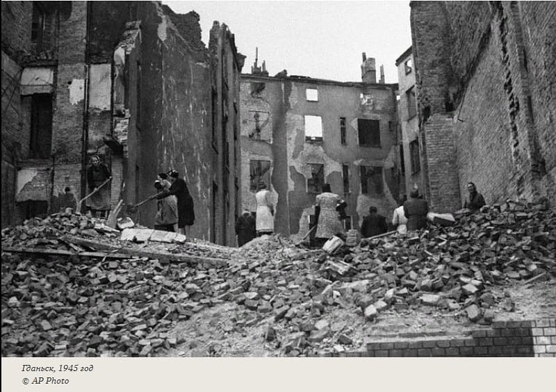 76 лет назад, 8 марта 1945 года, войска маршала Константина Рокоссовского заняли 300 населённых пунктов на пути к Гданьску