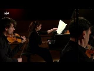 1056 J. S. Bach - Piano Concerto No. 5 in F minor, BWV 1056 - Anna Vinnitskaya + Elbphilharmonie Orchester