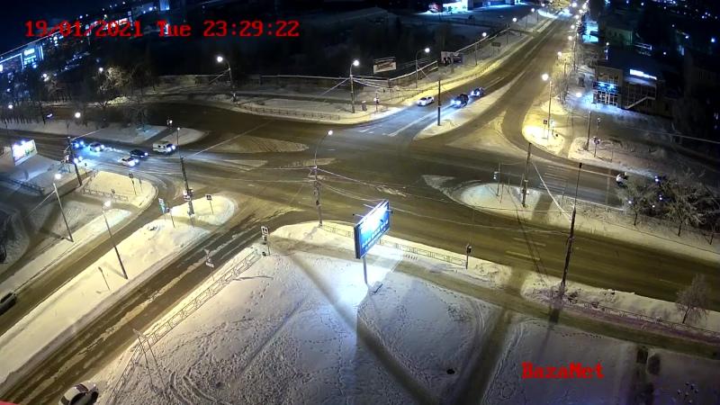 Задержание. Пошехонское шоссе - Ярославская (19.01.2021 в 23:30)