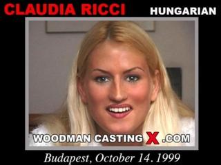 Claudia Ricci - интервью