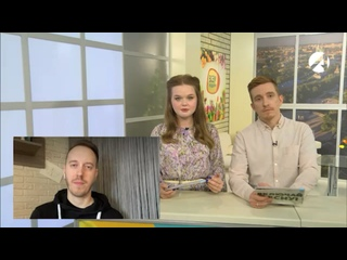 Интервью для телеканала Астрахань 24