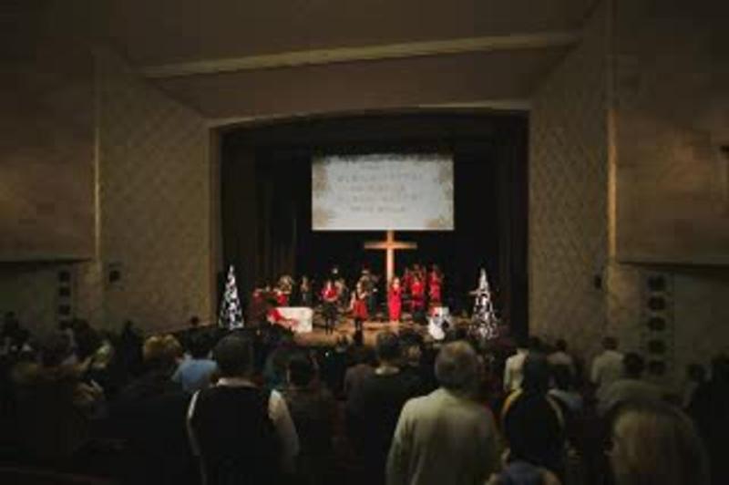 Конференция силы и помазания