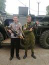 Владимир Федько, Луганск, Украина
