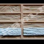 """Кирпич ВЕРТИК - Thin Brick Art. K 106 - форма полиуретановая класса """"каменные обои"""""""